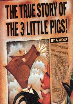 The True Story Of The 3 Little Pigs
